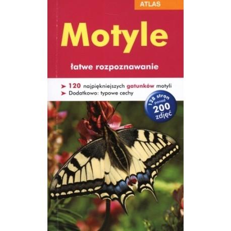 Atlas. Motyle - łatwe rozpoznanie