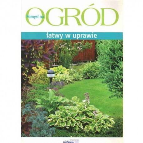 Ogród łatwy w uprawie