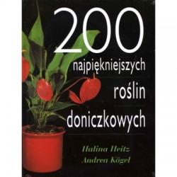 200 najpiękniejszych roślin doniczkowych