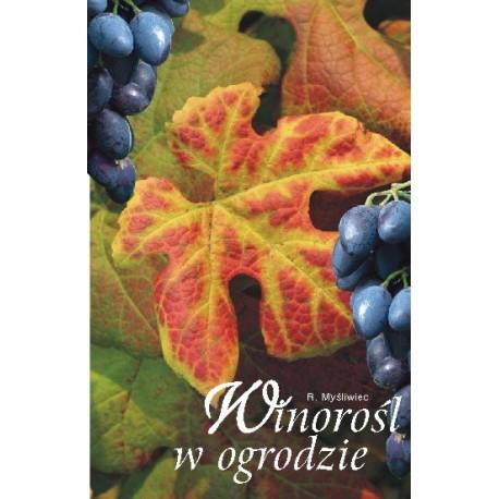 Winorośl w ogrodzie