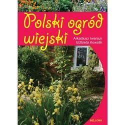 Polski ogród wiejski