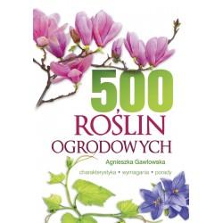 500 roślin ogrodowych