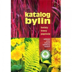 Katalog bylin. Kwiaty, trawy, paprocie